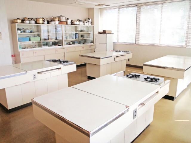 料理講習室