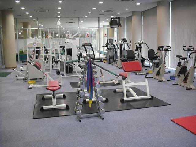 浜北総合体育館(サーラグリーンアリーナ)の画像